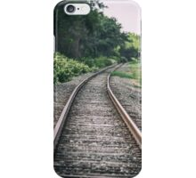 Country Railroad Track iPhone Case/Skin
