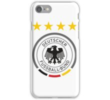 Germany Soccer Logo iPhone Case/Skin