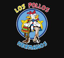 Breaking Bad - Los Pollos Hermanos - Colourful Variant Womens Fitted T-Shirt