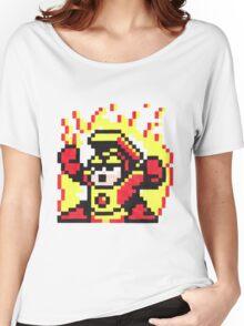 heat man Women's Relaxed Fit T-Shirt