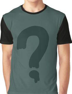 Soos Question Mark Shirt Graphic T-Shirt