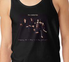 The Cranberries band Concert Tour Album 4 Tank Top