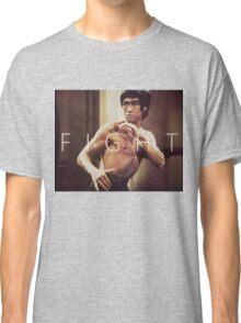 Bruce Lee Fight Classic T-Shirt