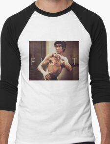 Bruce Lee Fight Men's Baseball ¾ T-Shirt