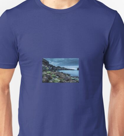 Seaweed and rocks - The Blue Lagoon Unisex T-Shirt