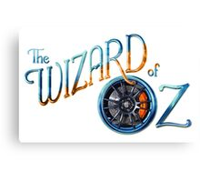 wizard of rims Canvas Print