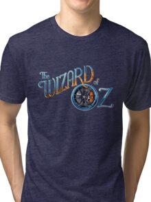 wizard of rims Tri-blend T-Shirt