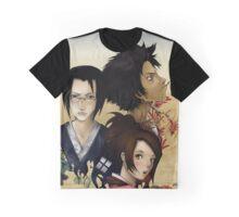 Samurai Champloo Graphic T-Shirt