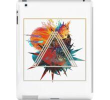 tri-triangle iPad Case/Skin