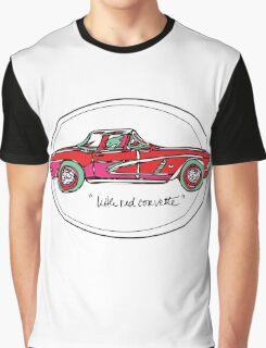 Little Red Corvette Graphic T-Shirt