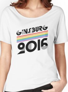 Ginsburg 2016 Women's Relaxed Fit T-Shirt
