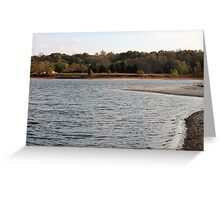 Lakeview Sequel Greeting Card