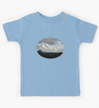 Storm Clouds over the Aventine Kids Tee