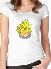 Super Poyo! Women's Fitted Scoop T-Shirt