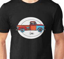 Love My Old Truck Unisex T-Shirt
