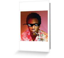 Childish Gambino - MLG Greeting Card