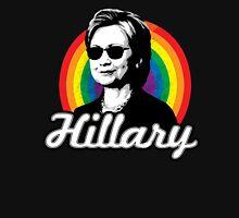 Rainbow Hillary Unisex T-Shirt