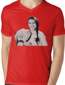Joanna Jedrzejczyk Mens V-Neck T-Shirt
