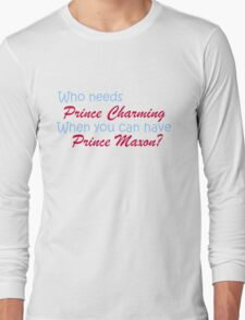 Prince Maxon Long Sleeve T-Shirt
