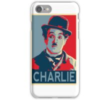 Charlie Chaplin Hope iPhone Case/Skin