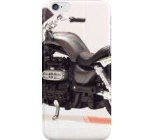 Chopper motorcycle kid model toy 1 iPhone Case/Skin