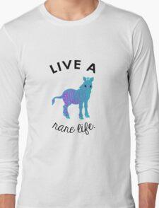 Live A Rare Life Long Sleeve T-Shirt