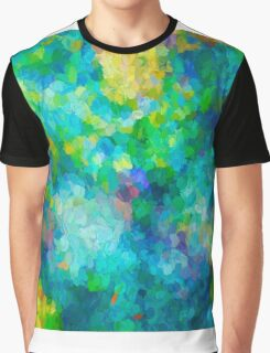 Color Abstraction XLIV Graphic T-Shirt