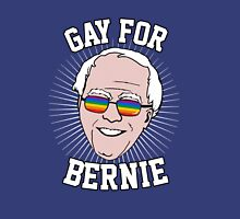 Gay for Bernie Sanders Unisex T-Shirt