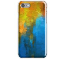 Color Abstraction XXXI iPhone Case/Skin