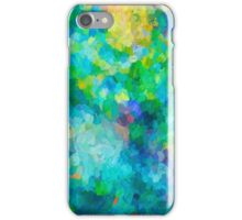 Color Abstraction XLIV iPhone Case/Skin