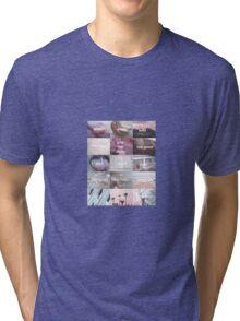 BLUE NEIGHBOURHOOD AESTHETIC - Troye Sivan Tri-blend T-Shirt