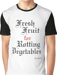 Dead Kennedys Fresh Fruit for Rotting Vegetables Graphic T-Shirt