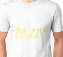 WILD - Troye Sivan Unisex T-Shirt
