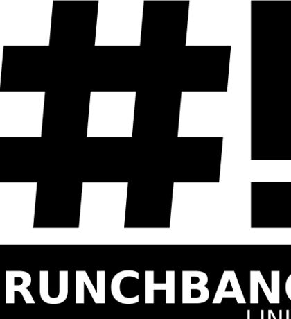 Crunchbang Sticker