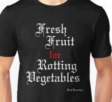 Dead Kennedys 'Fresh Fruit for Rotting Vegetables' (white) Unisex T-Shirt