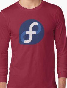 Fedora Logo Long Sleeve T-Shirt