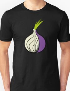 TOR Logo HD Unisex T-Shirt