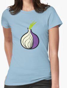 TOR Logo HD Womens Fitted T-Shirt