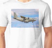 Alenia C-27J Spartan MM62215 46-80 Unisex T-Shirt
