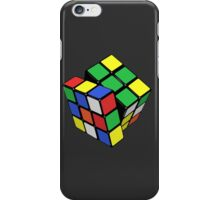 Rubik,s Cube  iPhone Case/Skin