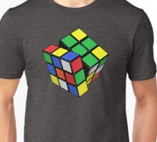 Rubik,s Cube  Unisex T-Shirt