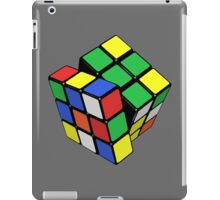 Rubik,s Cube  iPad Case/Skin