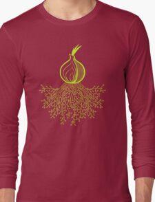 Tor Circuit Design Long Sleeve T-Shirt