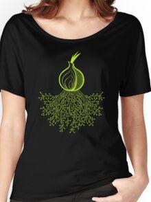 Tor Circuit Design Women's Relaxed Fit T-Shirt