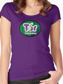2011 Tor Shirt Women's Fitted Scoop T-Shirt