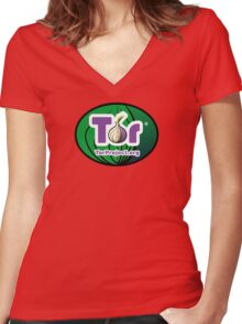 2011 Tor Shirt Women's Fitted V-Neck T-Shirt