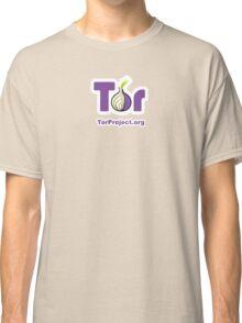 TOR Logo  Classic T-Shirt