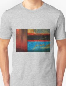 Color Abstraction LXI T-Shirt