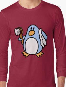 Freedo - The Freedom Penguin Long Sleeve T-Shirt
