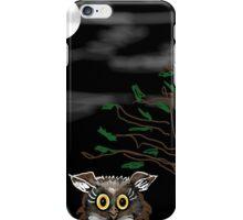 Midnight Owl Cutie  iPhone Case/Skin